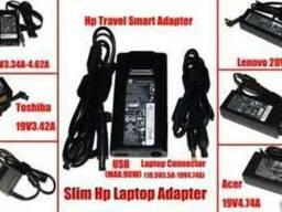 Зарядные устройства (адаптеры, блоки питания) для ноутбуков,