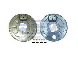 Защита барабана тормозного BPW (9900000129 | SEM13921)
