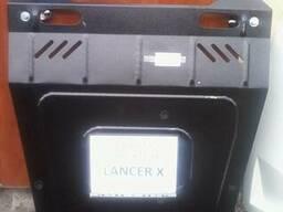 Защита двигателя Lancer X