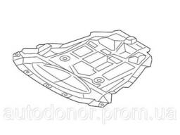 Защита двигателя передняя Nissan Leaf AZE0 (13-17). ..