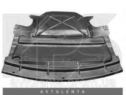 Защита двигателя пластиковая BMW 7 E38 (94-02) средняя (FPS)