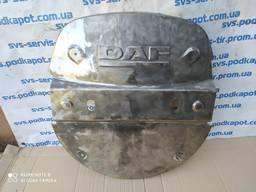 Защита глушителя DAF XF 105, CF 85 евро 5, 1670955