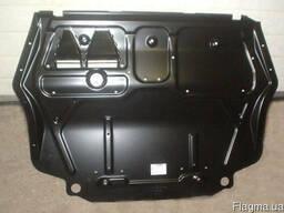 Защита картера Hyundai Accent защита двигателя Accent