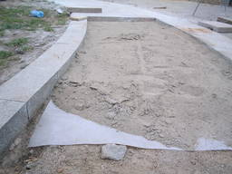 Защита от проростания камыша TYPAR SF 56 геотекстиль