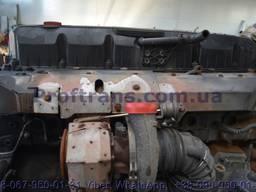 Защита выпускного коллектора DAF XF 105