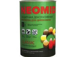 Защитн декор пропитка для древесины Neomid BiO Color Classic