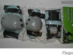 Защитная экипировка для детей Kepai LP-372 (перчатки, наколе