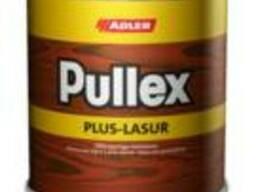 Защитная лазурь для древесины Pullex Plus-Lasur