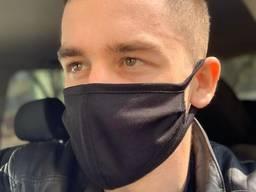 Защитная маска, хлопок— Опт от 30 штук. Лучшие цены!