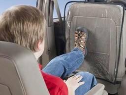 Защитная накидка на спинку сидения в автомобиль