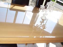 Защитное стекло на стол киев