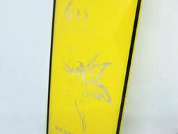 Защитное стекло Premium 6D для Samsung Galaxy А8 plus. ..