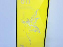 Защитное стекло Premium 6D для Samsung Galaxy M20 гна. ..
