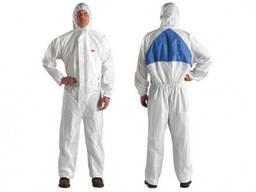 Защитные комбинезоны, одноразовая одежда