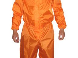 Комбинезон многоразовый защитный оранжевый (помаранчевий) т. Оксфорж