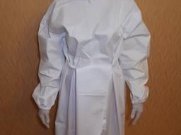 Защитный медицинский костюм многоразовый (противочумный)
