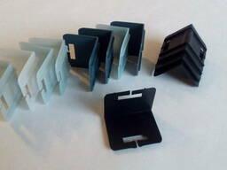 Защитный пластиковый уголок для ПП - ленты
