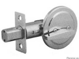 Засов задвижка ночник в металлические двери