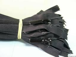 Застежка молния черная длинная (800мм-1700 мм) - фото 4