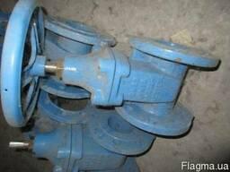 Засувка ДУ 80-200 мм 16 атм