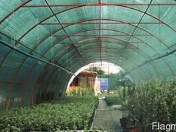 Теневая сетка 80% ширина 3 метра