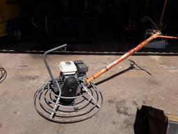 Однороторная затирочная машина для бетона