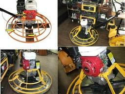 Затирочные машины бензиновые и электрические