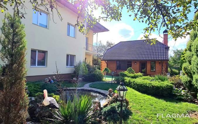Затишний будинок у Луцьку площею 170 кв м