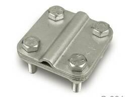 Затискач контрольний, 3 пластини (С-031)