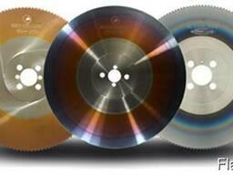 Заточка дисковых пил HSS и фрикционных по металлу, фрез