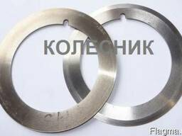 Заточка промышленных дисковых тарельчатых ножей
