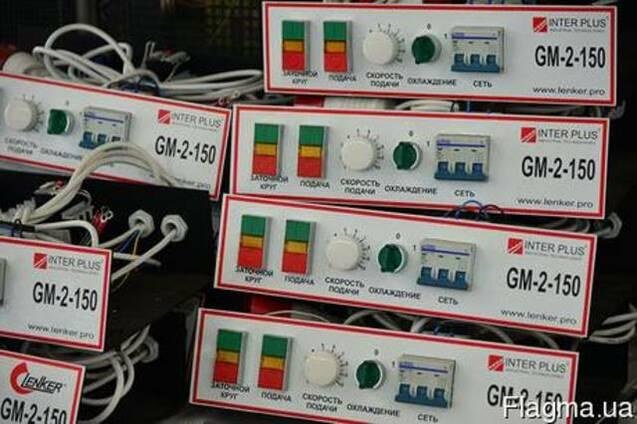 Верстат для заточування стрічкових пил моделі GM-2