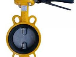Затвор чугун диск-нж сталь 304 / NBR / PN16 Ду 300 доставка