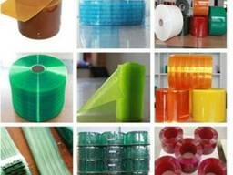 Завесы ПВХ. Полосовые пластиковые ПВХ завесы