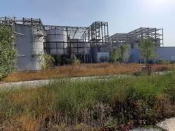 Завод по переробці кукурудзи в біоетанол