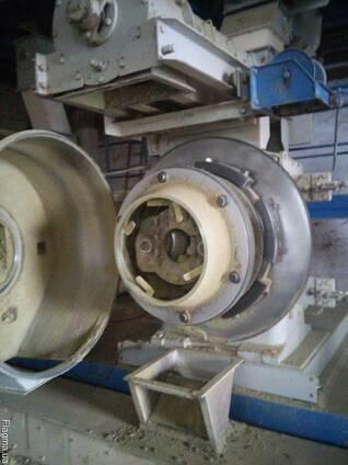 Завод по производству топливных пеллет из соломы от 5 т/ч