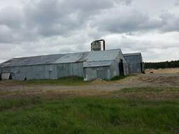 Завод по производству пеллет древесных Ковель(75км от границ