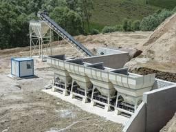 Завод стабилизации грунта, стационарный OKUR Турция