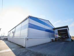 Завод з виробництва м'ясних напівфабрикатів