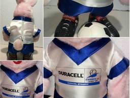 Заяц Duracell с мячем ЧМ по футболу во Франции 1998. 35 см. Ексклюзив.