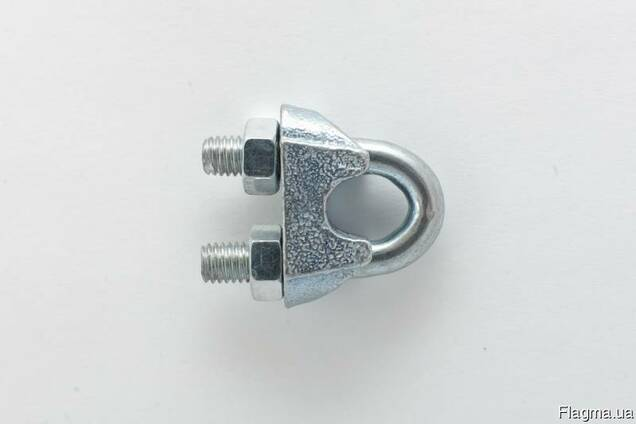 Зажим для стального каната 10 мм DIN 741