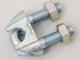 Зажим для стального каната 19 мм DIN 741