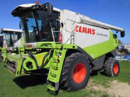 Здам в оренду зернозбиральні комбайни марки Claas Lexion 580