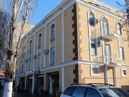 Здание 600 метров ул. Левитана
