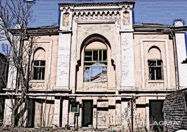 Здание под реконструкцию, новую застройку ул. Ольгиевская