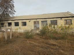 Здание столярного цеха600 м. кв. Буденовский р-н. Донцк