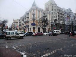 Здание в центральной части Киева , метраж 500 кв. м.