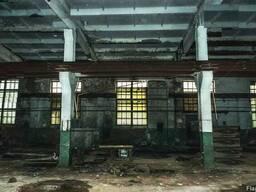 Здания под склад или производство.