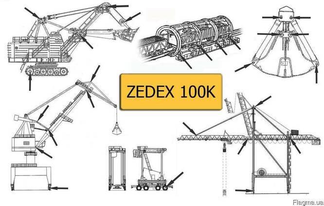 ZEDEX антифрикционный материал