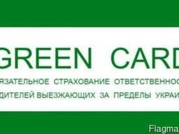 Зеленая карта. Автострахование